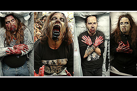 Exhumed Return With Through Cadaver Eyes Song Premiere