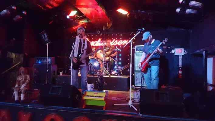 Suicide Toyz On Stage