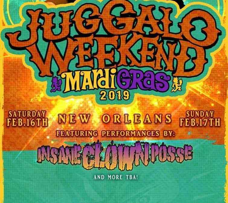 Tickets To Juggalo Day Weekend In New Orleans Are Now On Sale