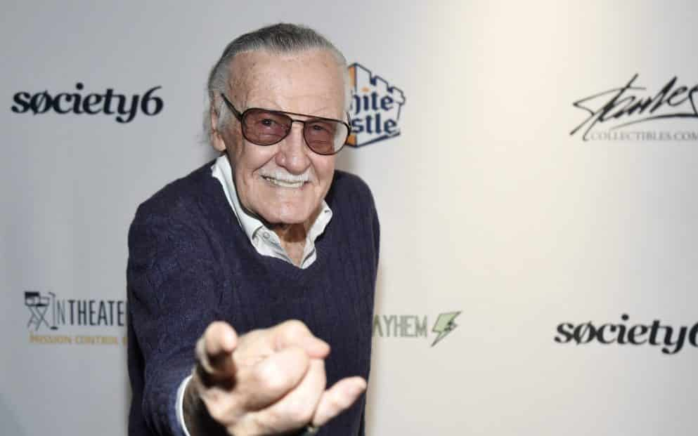 Stan Lee The Beloved Father Of Marvel Comics Dies At 95