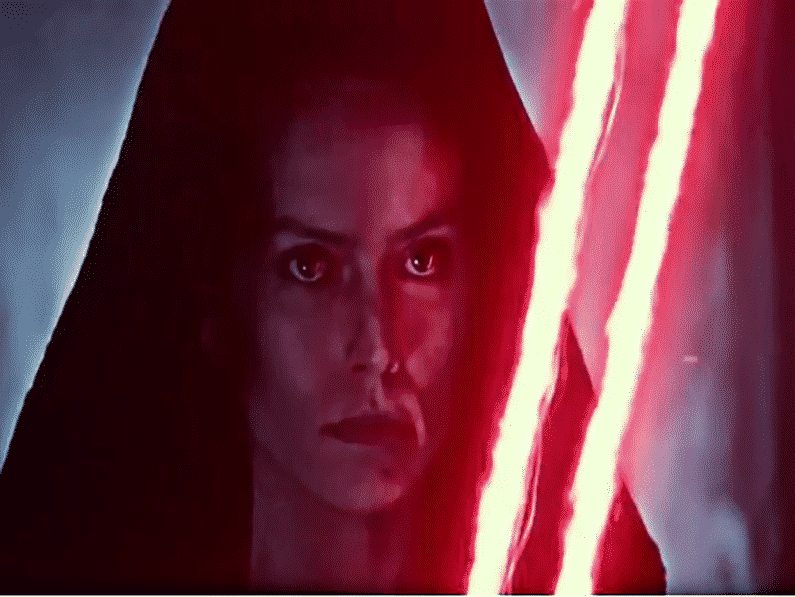 STAR WARS The Rise Of Skywalker A Dark Vision Rises In New Trailer
