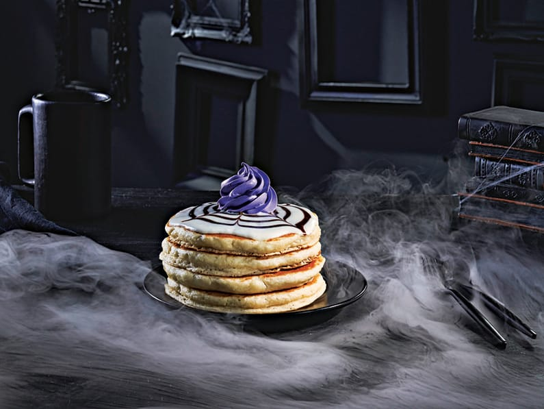IHOP's Addams Family-Themed Halloween Menu Has Everything You Need For A Spooky Feast