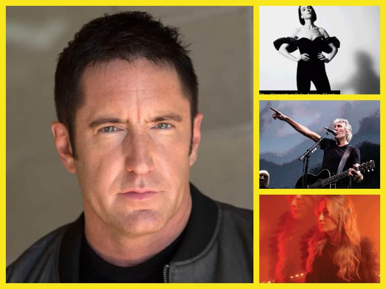 SXSW: Trent Reznor, St. Vincent  Added As Keynotes