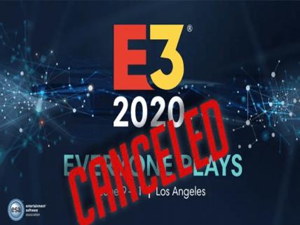 E3,E3 2020,officially cancelled,los angeles,