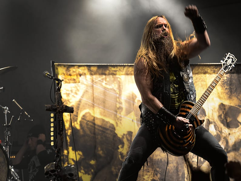 Zakk Wylde Prepares Writing For New Black Label Society Album