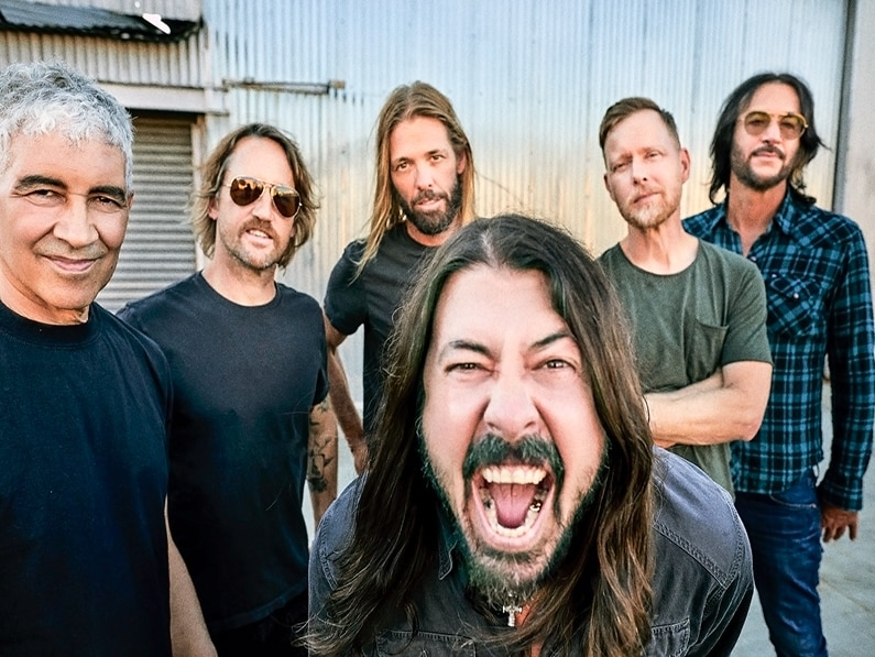 Lollapalooza 2021 lineup revealed: Foo Fighters & More