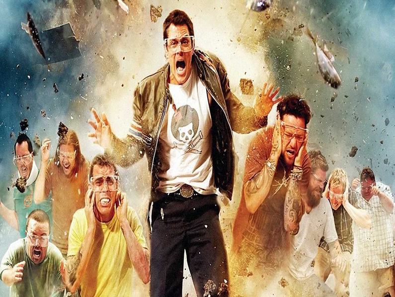 This Just In: Johnny Knoxville Says Jackass 4 Will Be His Last