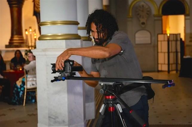 Masonic Temple Wedding Videography