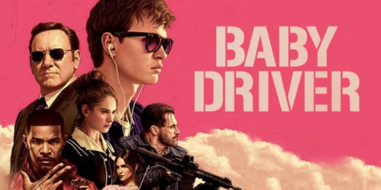 Baby Driver, 21 Black Jack + 60 segundos + The Fast and the Furious