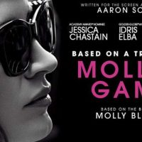 Molly's Game, Jessica Chastain es lo mejor de este drama biográfico sobre la vida de Molly Bloom