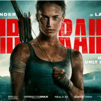 Tomb Raider, aventuras y acción en el remake de Lara Croft con Alicia Vikander a la cabeza