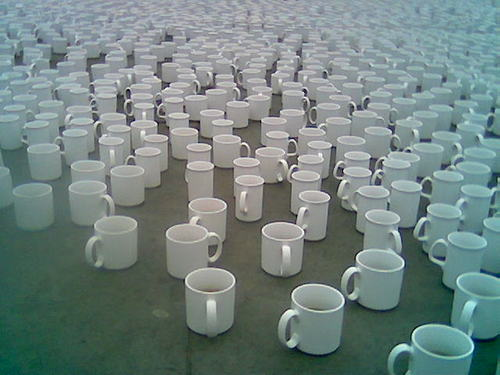 Image result for lots of tea cups