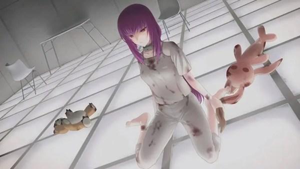 Mecha Visual Novel