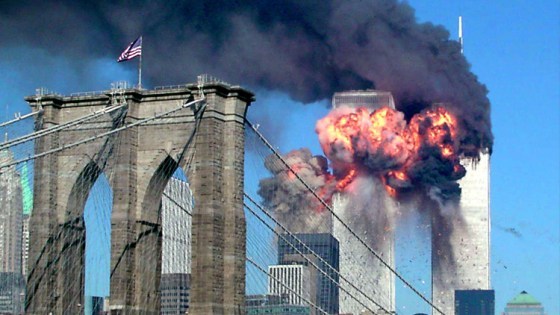 In remembrance of all those who perished Sept. 11th, 2001.
