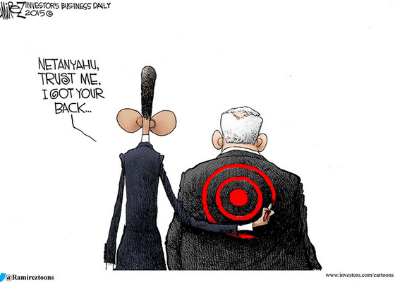 Barack Obama and Israel