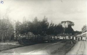 Achterweg in 1916