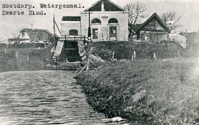 Nootdorp - Kortelandseweg of Zwarte Eind