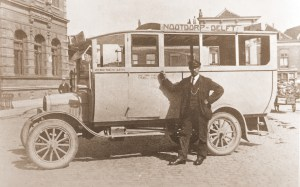 Lijnbusdienst
