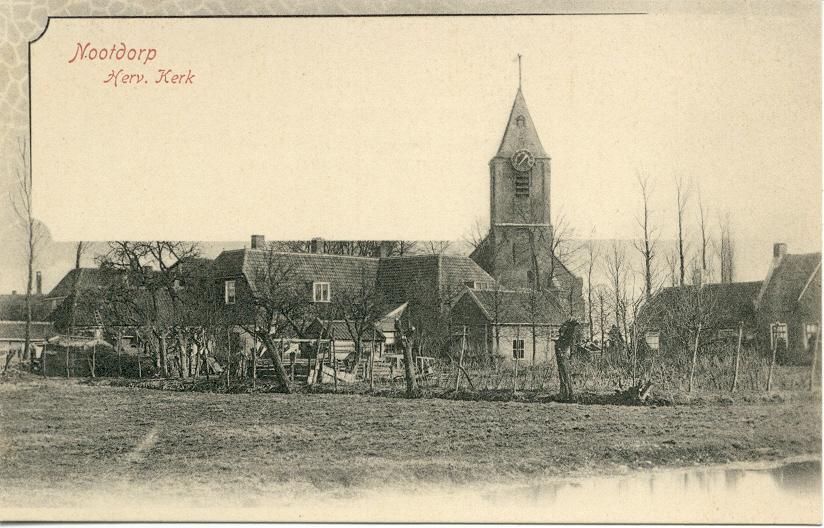 Dorpskerk 1904