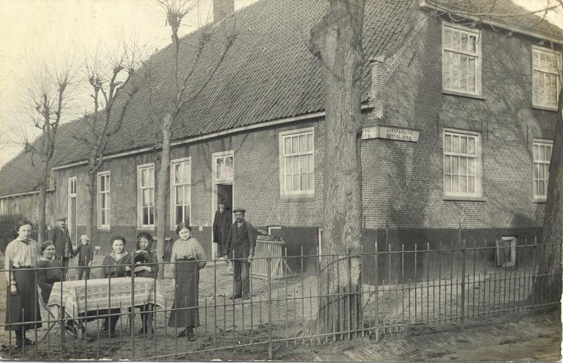 Kerkweg 1910