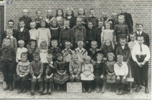 Klassenfoto 1912