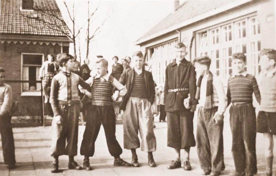 Klassenfoto 1955