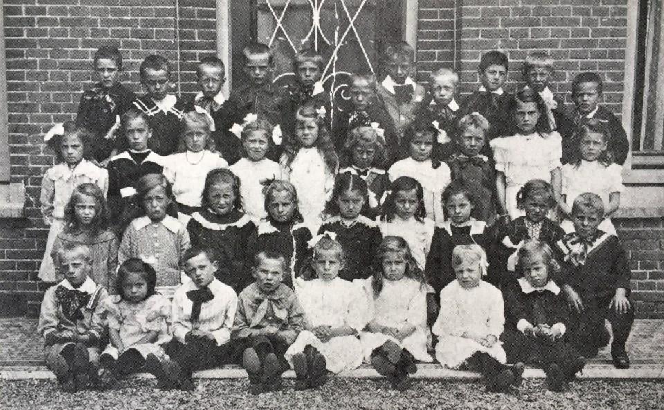 Klassenfoto 1921