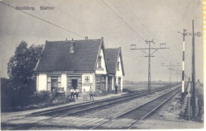 Station Nootdorp-Oost