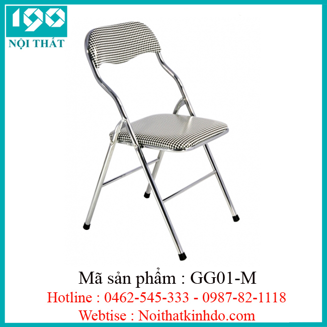 Ghế gấp 190 GG01-M