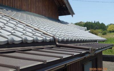 Y様邸、屋根葺き替え工事。