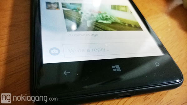 Facebook beta windows phone send file in message
