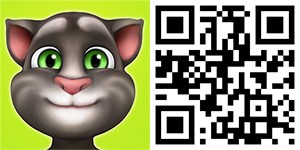 QR-My-Talking-Tom