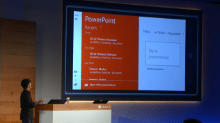 PowerPoint Windows 10
