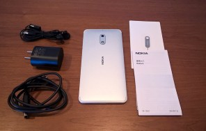 Nokia 6 out of the box