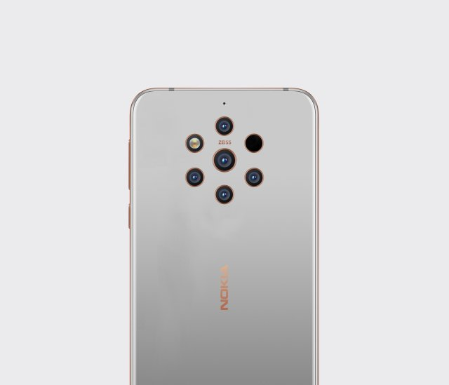 Nokia mobile testing more than 10 Nokia 9.3 PV prototypes with MP ...