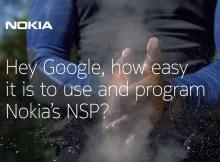 Nokia NSP demo 2019