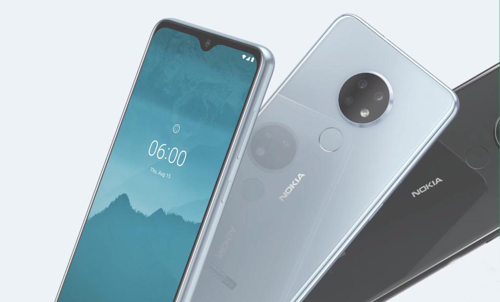 Nokia 6.2 - 7 HP Nokia dengan UI Terbersih dan Harga Termurah 2020