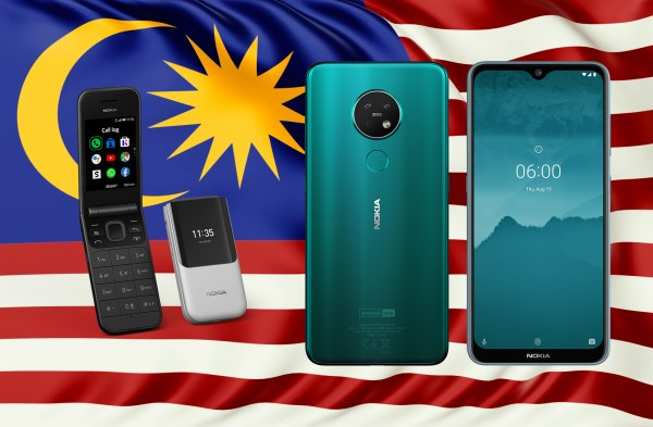 Nokia 6.2, 7.2 and Nokia 2720 Flip officially launched in Malaysia