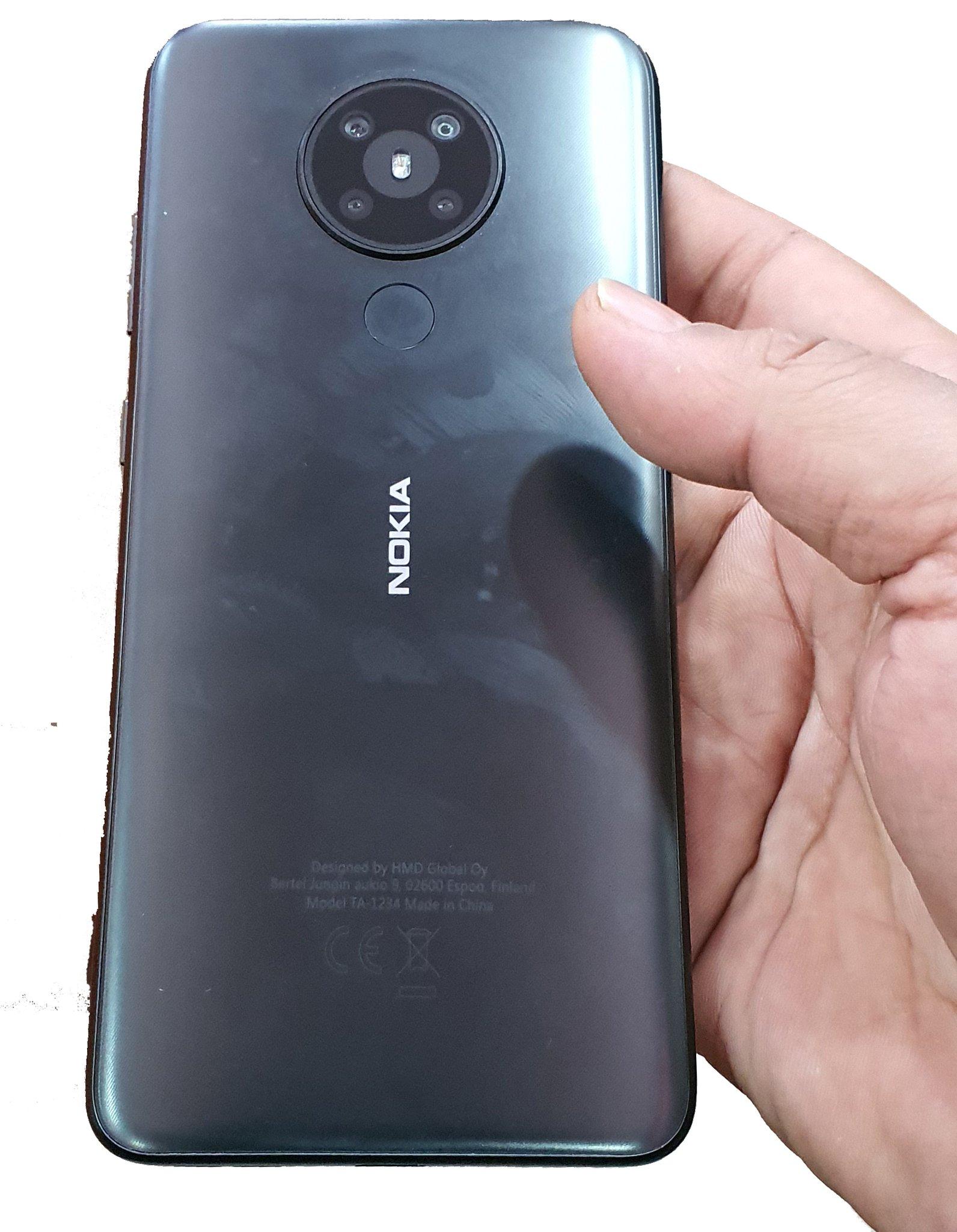 New Nokia phone with codename