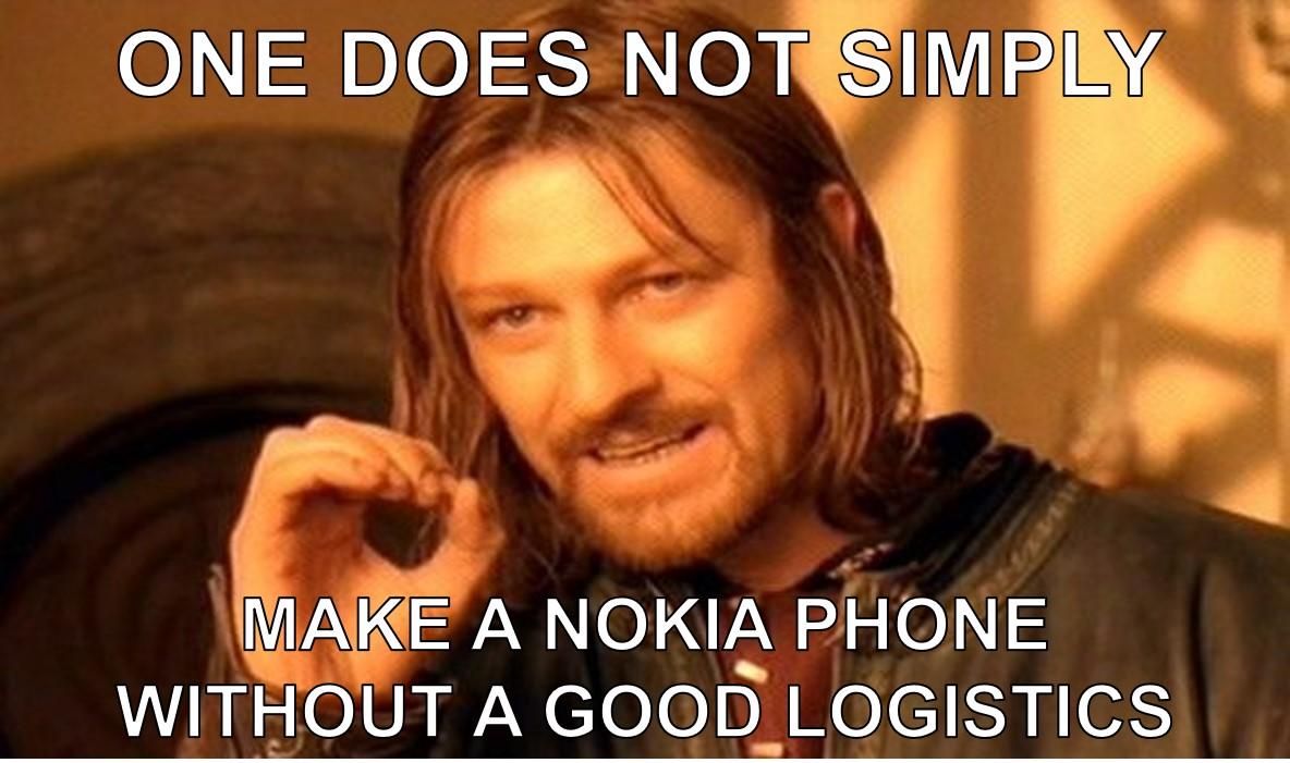 Nokia Mobile користи АИ и автоматизација во нивните системи на снабдувачки синџири 3