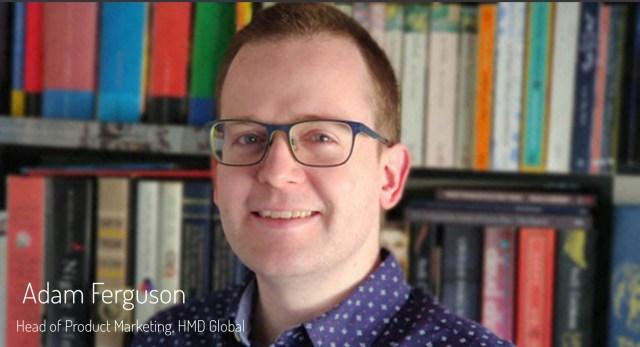 Ex-OnePlus Executive Adam Ferguson joins Nokia Mobile as Head of ...