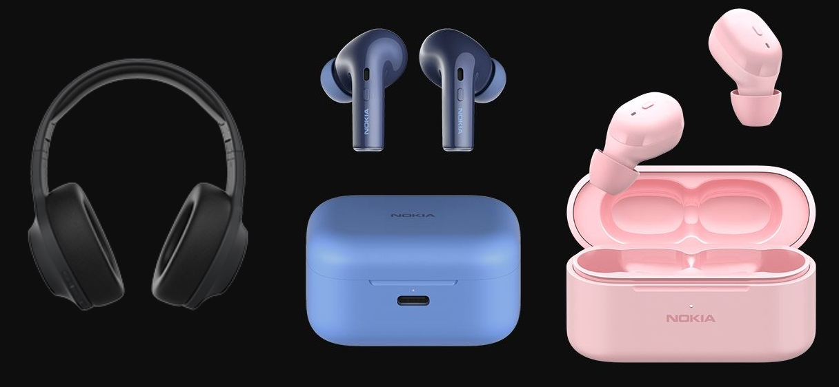 Nokia Is Back Into The Earphones And Headphones Market With Three New Products Nokiamob