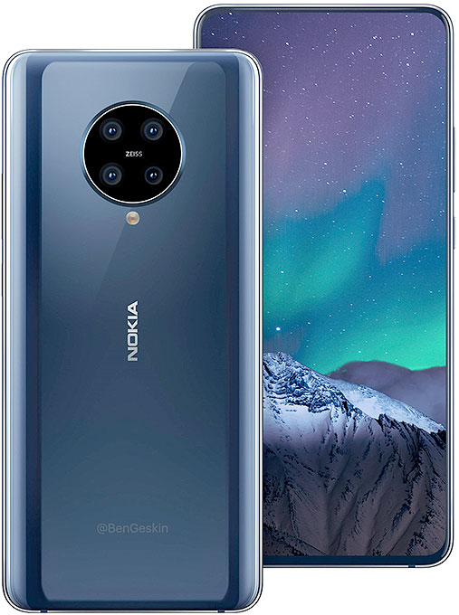 Rumor: Nokia 9.3 postponed for 2021 | Nokiamob - Nokiamob