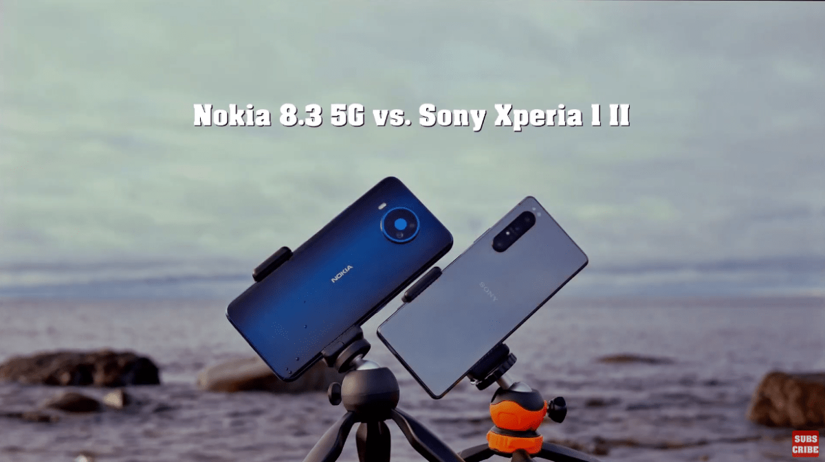 Nokia 8.3 5G vs Sony Xperia 1 II camera comparison - Nokiamob