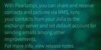 Jolla Update