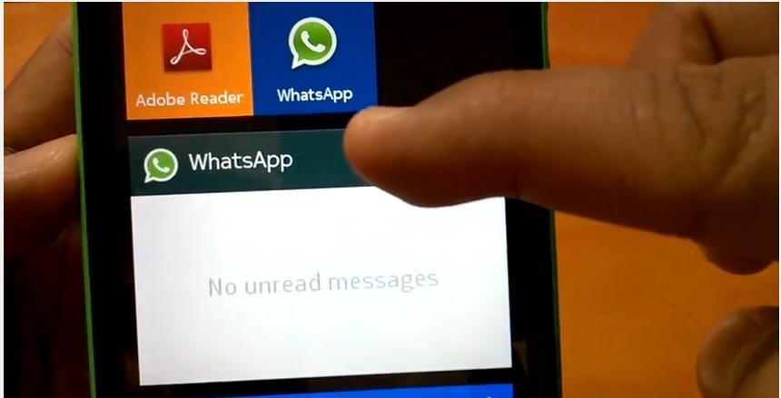 Download WhatsApp for Nokia X, Nokia X2, Nokia XL (Video Calls)