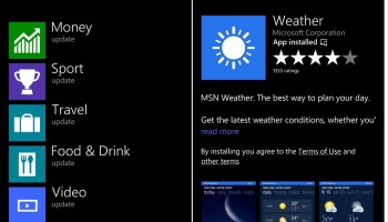 All the MSN (Bing) apps updated at Windows Phone store | Nokiapoweruser