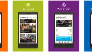 OLX Classified App Updated In Windows Phone Store With New