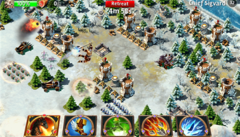Gameloft's latest hit 'Rival Knights' comes to Windows Phone