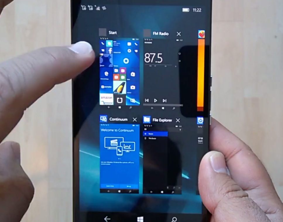 Windows 10 Mobile Build 14267.1004: First Impressions, Bugs, Hands-on Demo & Installation experience
